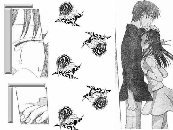 Couple de fruits basket - Image manga couple ...